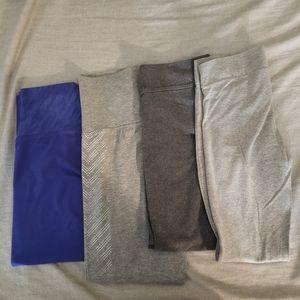 4 Cotton Leggings (Bundle)
